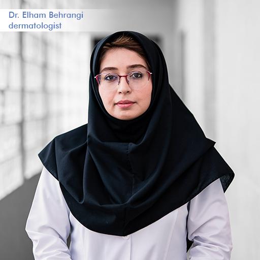 Dr Elham Behrangi-dermatologist