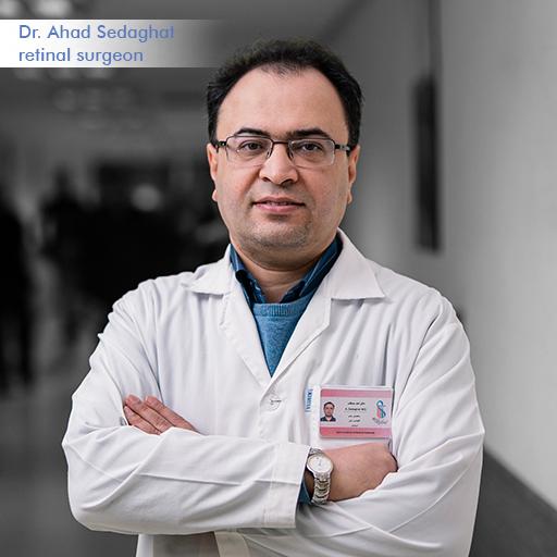Dr. Ahad Sedaghat-retinal surgeory
